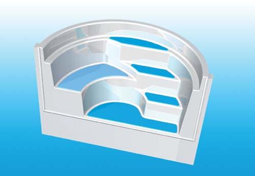 styropool schwimmbecken set tmi bausatzbecken mit. Black Bedroom Furniture Sets. Home Design Ideas