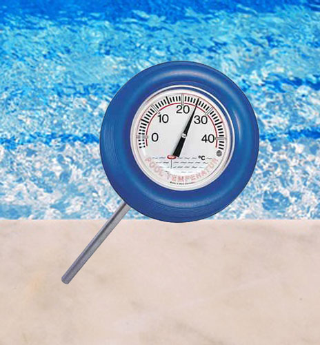 Schwimmbad thermometer for Schwimmbadthermometer