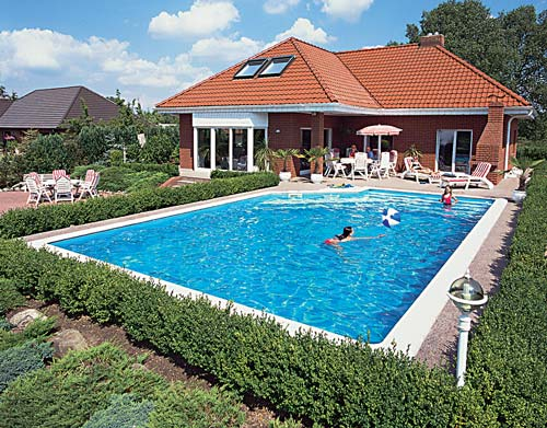 bausatz schwimmbecken set tr mit styropool bausteinen 900 x 450 tiefe 150 cm und mit poylsterreppe. Black Bedroom Furniture Sets. Home Design Ideas